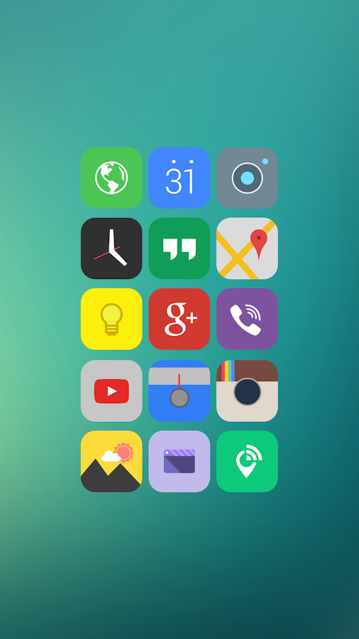 Alos - Icon Pack- screenshot