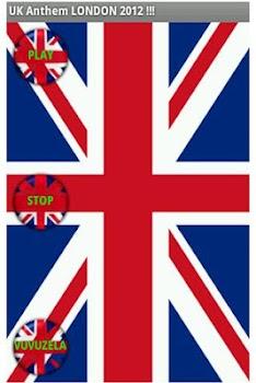 UK anthem London 2012