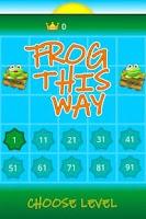 Screenshot of FrogThisWay