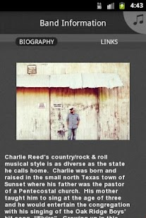 Charlie Reed - screenshot thumbnail