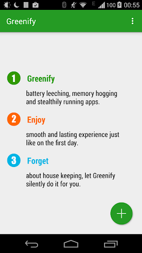 Greenify v3.5.2 build 366 [Donate]