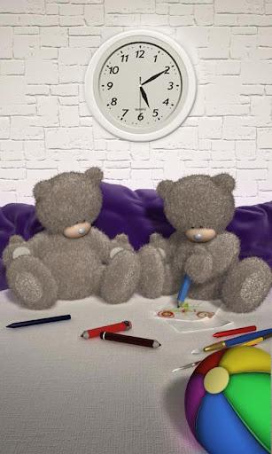 Funny Bears 3D Live Wallpaper