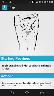 Simple Stretching Exercises - screenshot thumbnail