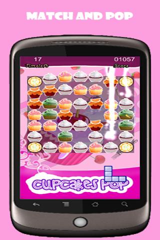 無料解谜AppのCupcake Pop|記事Game
