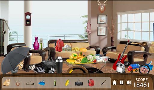 Hidden Object Messy Room