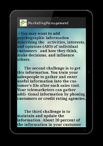 Marketing Management(kotler)  screenshots 12