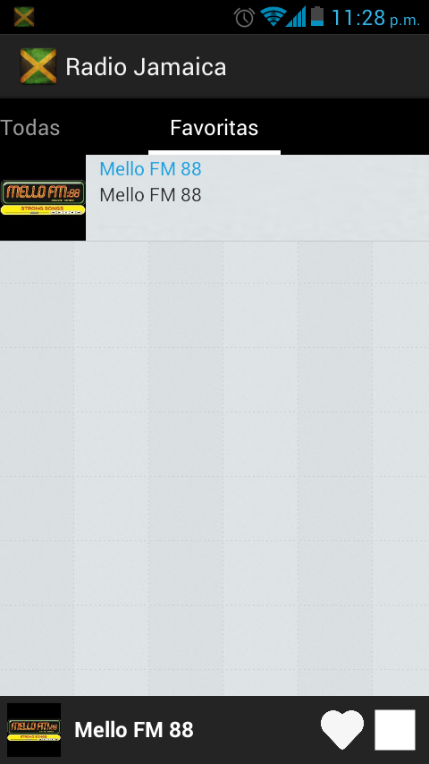 Jamaican Radio- screenshot