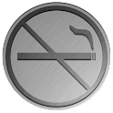 Nonsmoker Counter logo