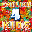 English for children Premium logo