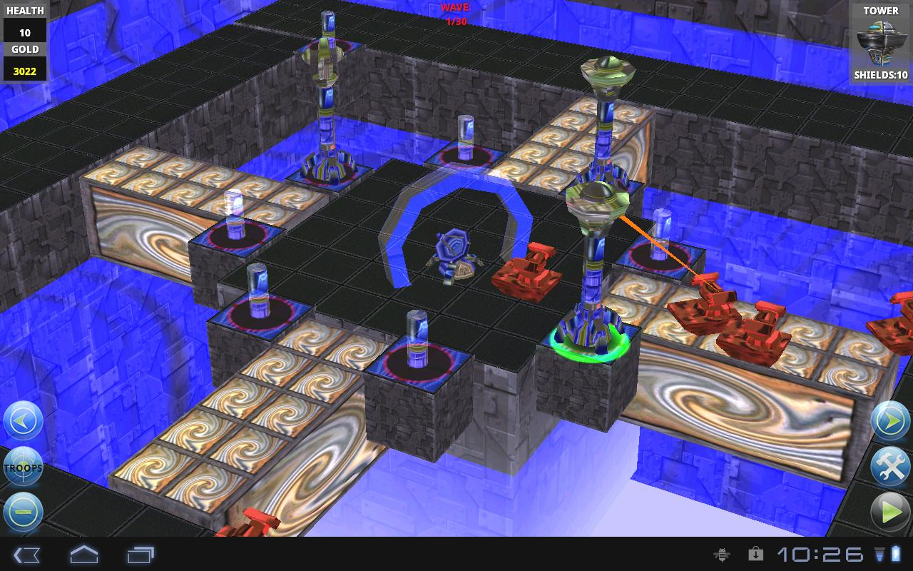 FLD 3D II ( Tower Defense )- screenshot
