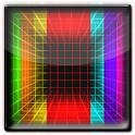 3D Laser Grid Colors - lwp icon