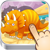 Dinopuzzle for kids & toddlers