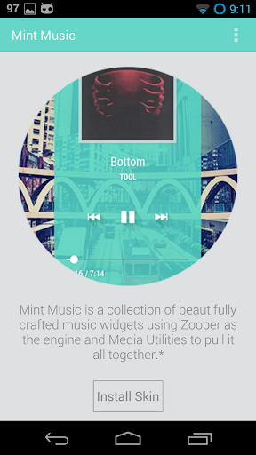 Mint Music BETA