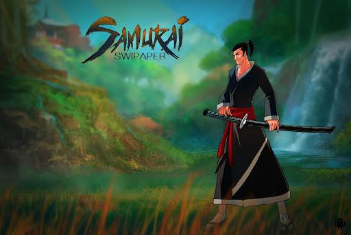 SwiPaper - Samurai