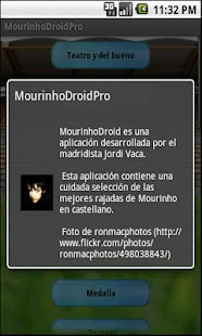 MourinhoDroidLite - screenshot thumbnail