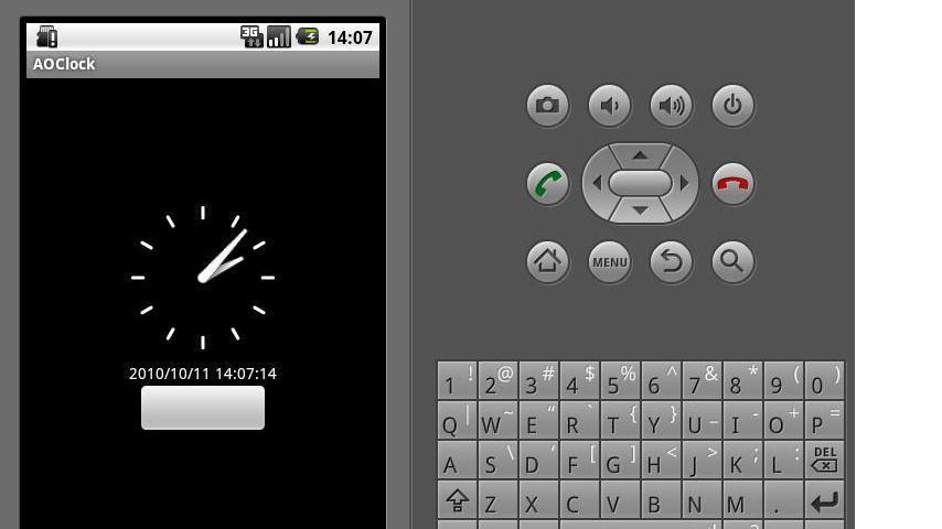 AOClock - screenshot