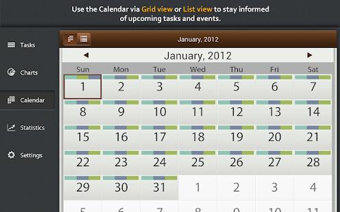 Schedule Planner - screenshot thumbnail