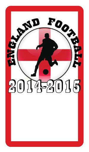 England Football 2014-2015