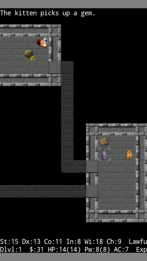 NetHack Tiles Pack- screenshot
