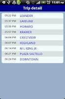 Screenshot of QikRide: Capital Metro Austin