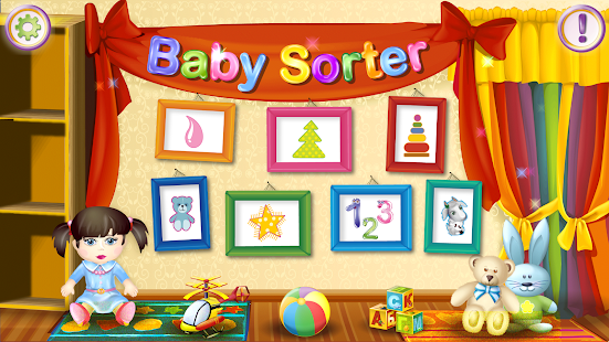 Baby Sorter- screenshot thumbnail