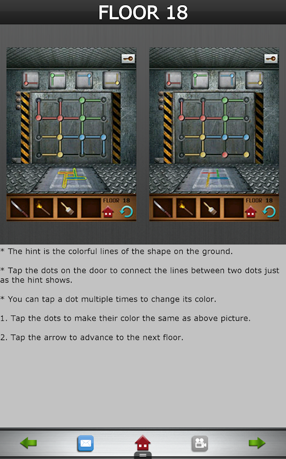 100 Floors Official Cheats- screenshot