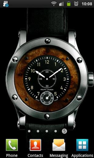 Ralph Lauren Desktop Watch
