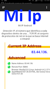 Cual es Mi Ip- screenshot thumbnail