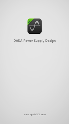 DAKA Power Supply Design Free