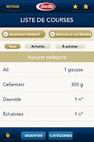 Screenshot of iPasta FR