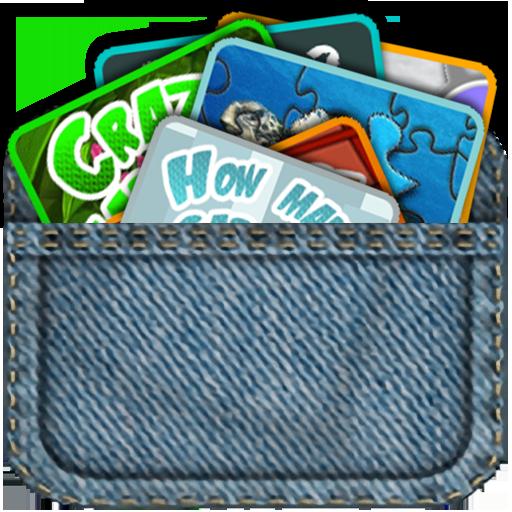 Pocket Games LOGO-APP點子