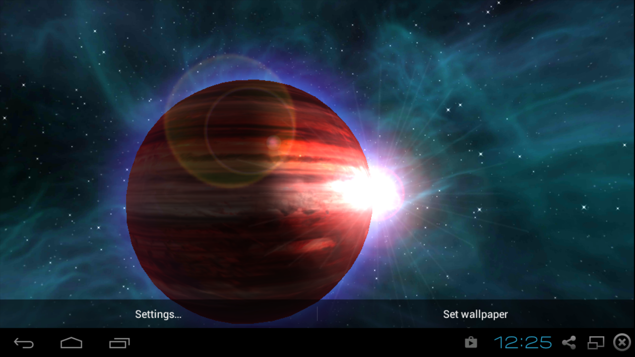 sun and planets 3d - photo #16