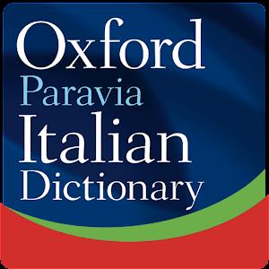 Oxford Italian Dictionary TR