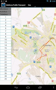 Moldova Public Transport Mod