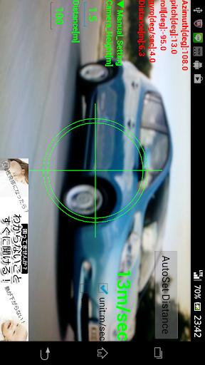 速度計測カメラ