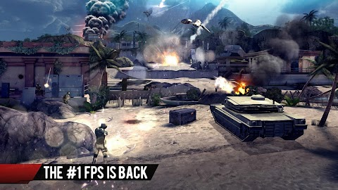 Modern Combat 4: Zero Hour Screenshot 2