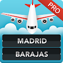 FLIGHTS Madrid Barajas Pro