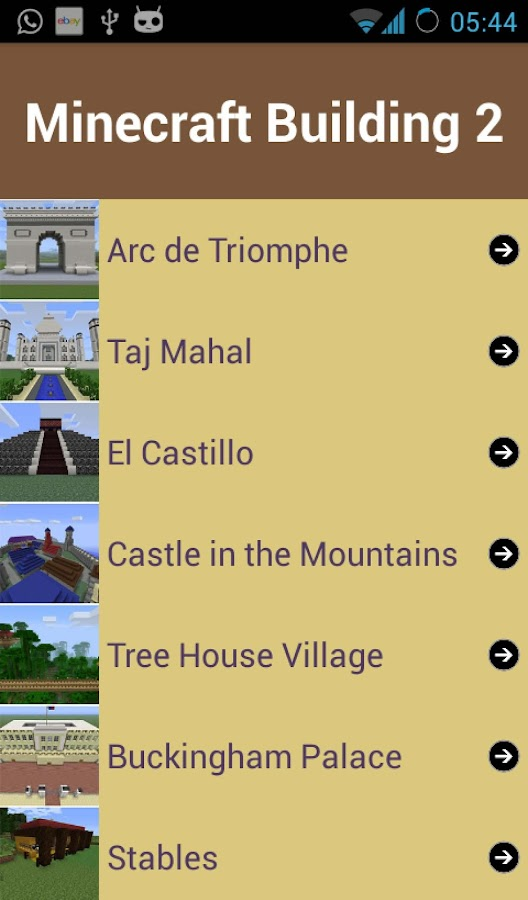 Building Guide: Minecraft Free - Android Apps on Google Play