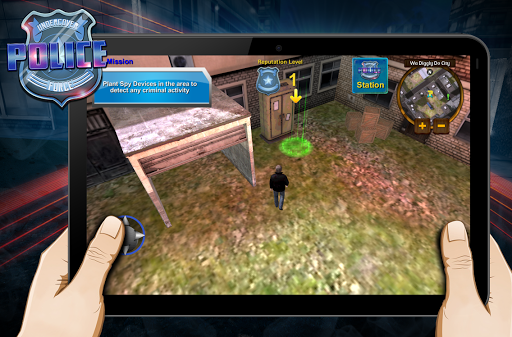 臥底警察部隊SIM卡|玩模擬App免費|玩APPs