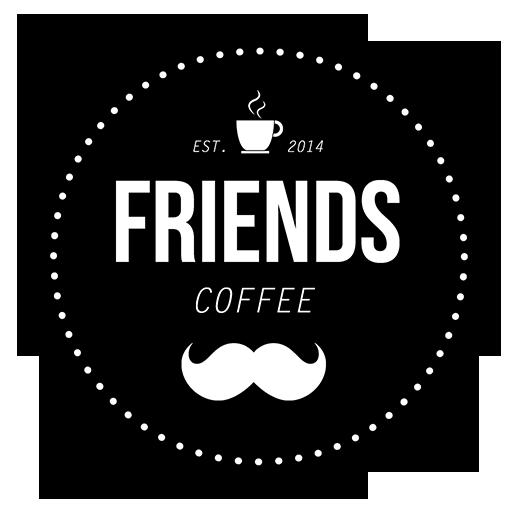 Friends Coffee LOGO-APP點子