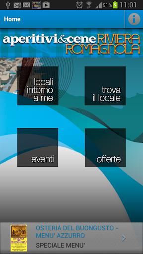 Aperitivi e Cene Romagna