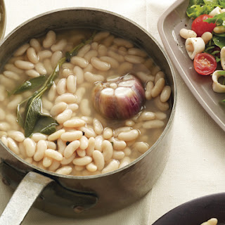 Cannellini Beans with Garlic and Sage.