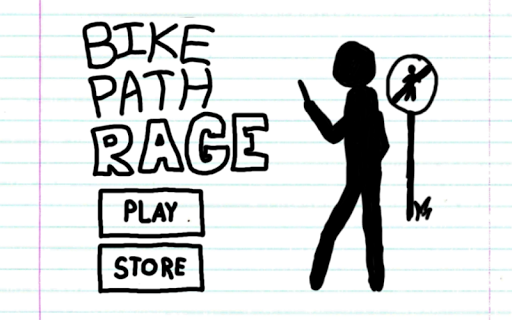 Bike Path RAGE