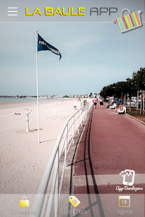 La Baule App- screenshot thumbnail