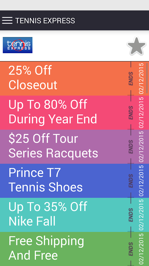 Tennis warehouse coupon codes august 2018