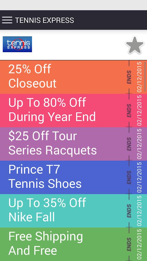 Tennis Plaza Coupons