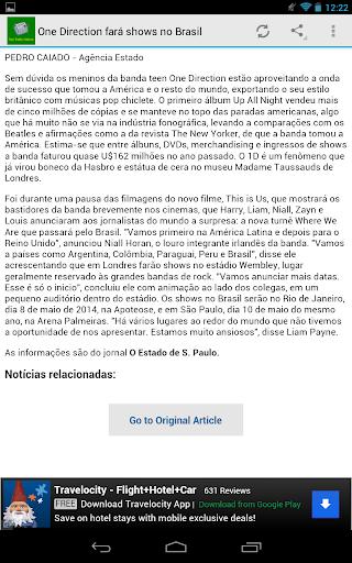 玩免費新聞APP|下載Brasil San Paulo Noticia app不用錢|硬是要APP
