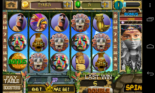 Slot - Maya's Fortune