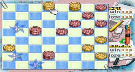 Big Shot Checker
