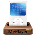 MePlayer Audio (MP3 Player) logo